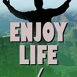 4X6_GREEN_ENJOY_LIFE