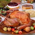 Thanksgiving Dinner — What's on your sidelines?