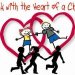 A Kids Heart… Oh Yeah, It's Big!