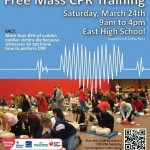 Mass CPR Training Event – Denver